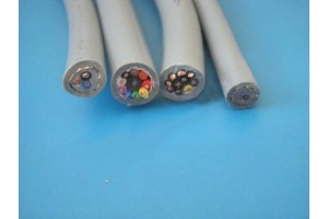 拖链电缆 特种电缆TRVV  0.5*12C  非屏蔽电缆