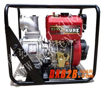 KZ40DEP-W 4寸柴油污水泵