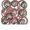不锈钢高温浮球液位控制器|不锈钢橄榄浮球液位控制器