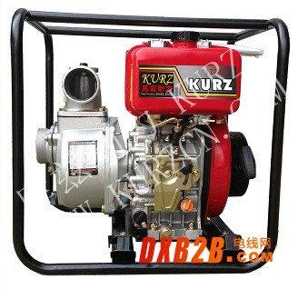 KZ20DP 2寸柴油水泵 - 副本 (2)