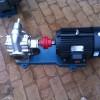 KCB83.3不锈钢齿轮油泵整机销售