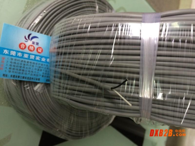铁氟龙+硅胶多芯线-1
