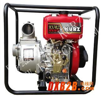 KZ20DP 2寸柴油水泵