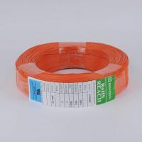 电子线UL1007#16awg PVC单支线卷装镀锡铜线