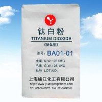 锐钛型钛白粉BA01-01外观白色粉末不溶于水