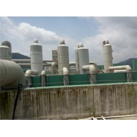 奥圣变频器在电镀厂废气处理设备上的应用
