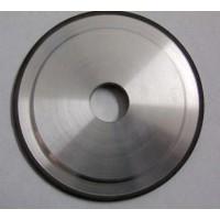 铬钢轴开槽磨用CBN立方氮化硼切割砂轮