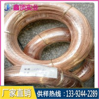 c17200铍铜线厂家 qbe2.0铍铜丝硬度 铍铜丝价格
