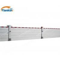 地下车库专用防汛挡水板 铝合金挡水板堵水墙 防汛挡水板批发