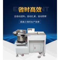 温度传感器半自动束带机,进口配件品质保证