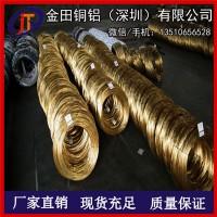 热销软黄铜线 H65硬黄铜线 H68铆钉黄铜线 生产黄铜丝