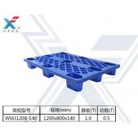塑胶卡板|塑胶托盘|一次成型|塑料叉车托盘|工厂塑料托盘