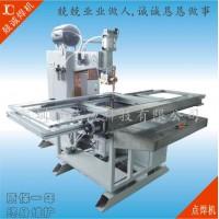 手动线材点焊机自动送料焊线点焊机网片自动焊接点焊机