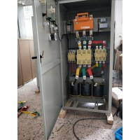 柳市生产自耦减压起动柜XJ01-225KW电机控制柜