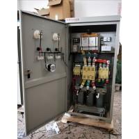 132KW制砂机配套190千瓦自耦减压起动柜