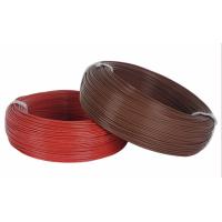 厂家供应正和电缆22AWG优质铁氟龙高温电缆线批发定制
