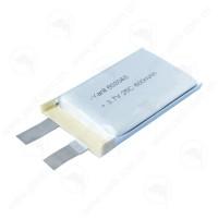 603048高倍率聚合物锂电池3.7V 600mAh 25C