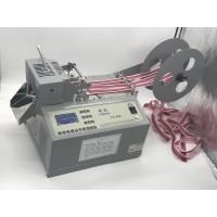 弹力带热断机 雪纱带断带机 空心绳烫切机+微电脑剪切