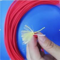 厂家定制2芯聚氨酯水下零浮力电缆水上漂浮防水悬浮电线电缆