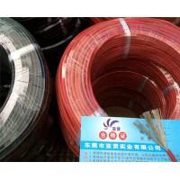 碳纤维硅胶线,亚贤-耐热硅胶线公司-075平方耐热硅胶线