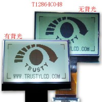 2.0寸单色LCD液晶显示屏12864图形点阵,