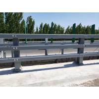 杭州 桥梁防撞护栏承接各种q235 q345材质