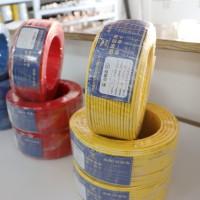 家装电线厂家定做国标铜芯布电线