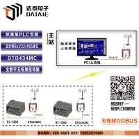 达泰 工业级无线传输模块DTD434M 485无线传输