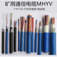 煤矿用控制屏蔽电缆MHYVP 1*8*7/0.52