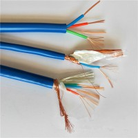 MHYVP1*4*7/0.43煤矿专用阻燃屏蔽监测信号电缆