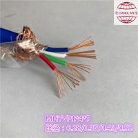 MHYVP1*4*7/0.28矿用四芯屏蔽通信电缆