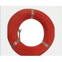 厂家供应各种颜色硅胶线,铁氟龙电线,高温硅胶线